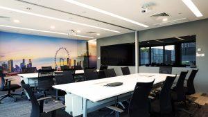 Boardroom Office Interior Design Vanderlande