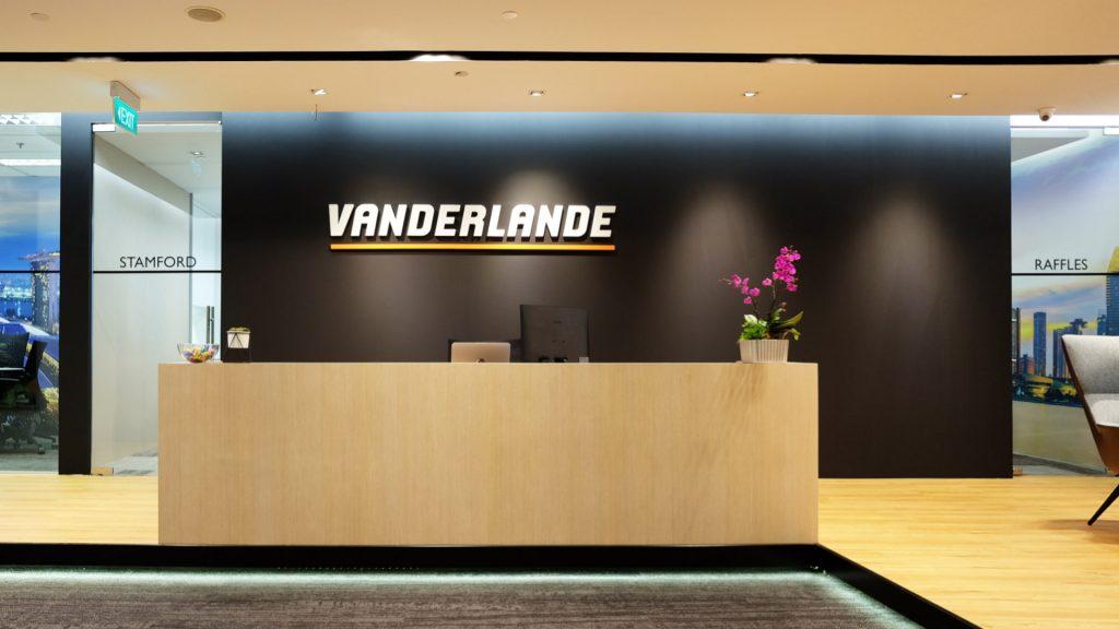 Interior Design Singapore vanderlande