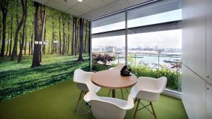 Meeting Room Concept for Hsl Office