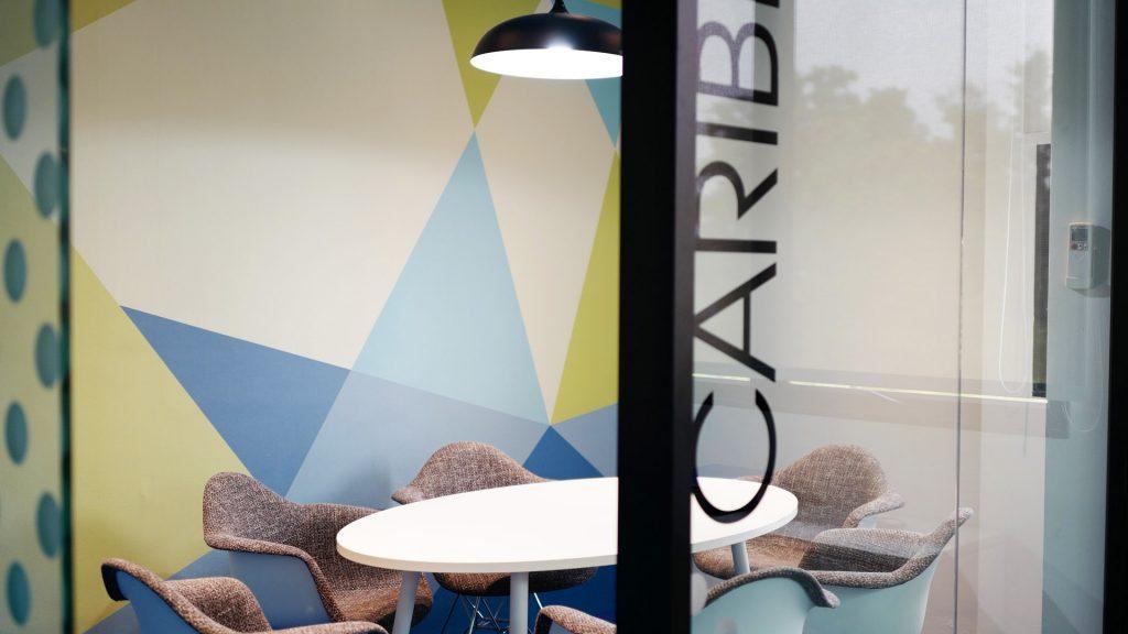 Meeting Room Interior Design at Sanli