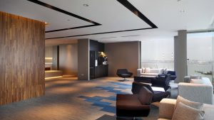 Office Design Lounge at Hsl Singapore