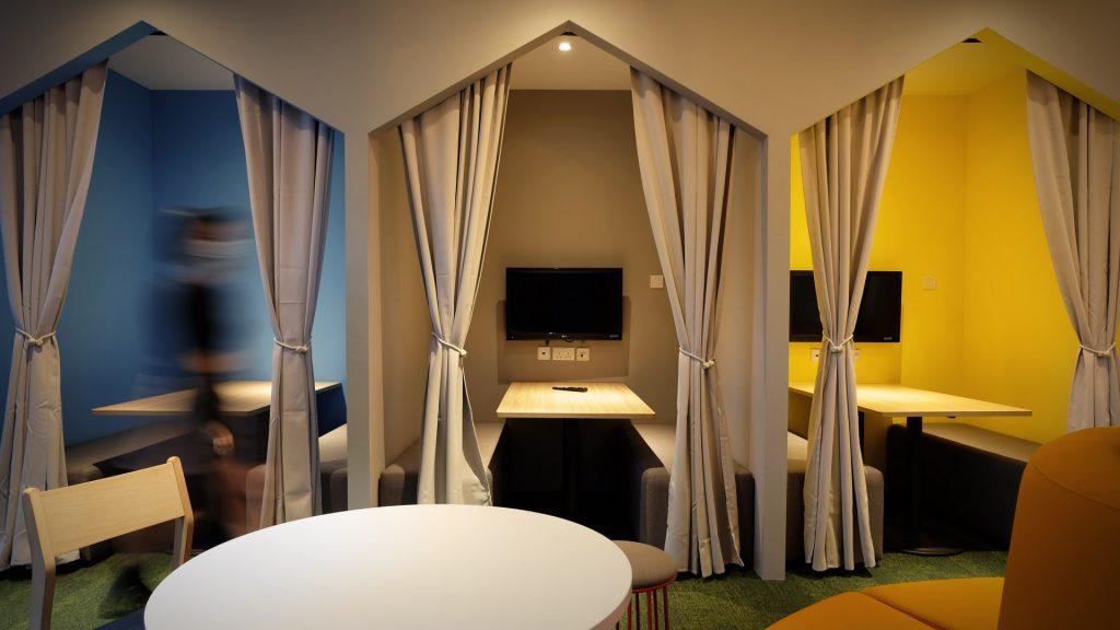 Office Design Worldvision Singapore