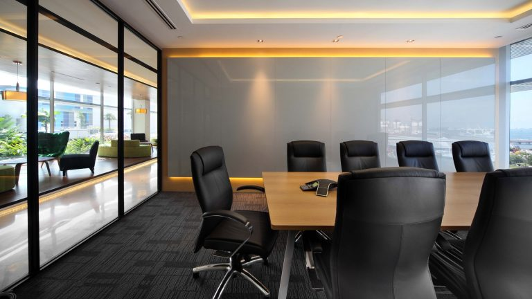 Office Design at Hsl Singapore Office