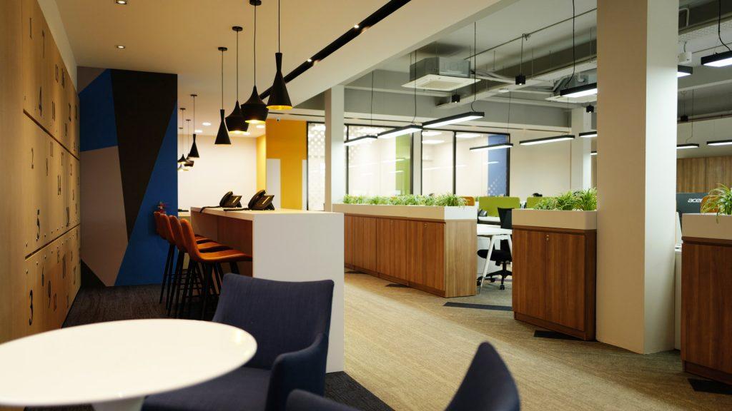 Office Interior Design Sanli Singapore