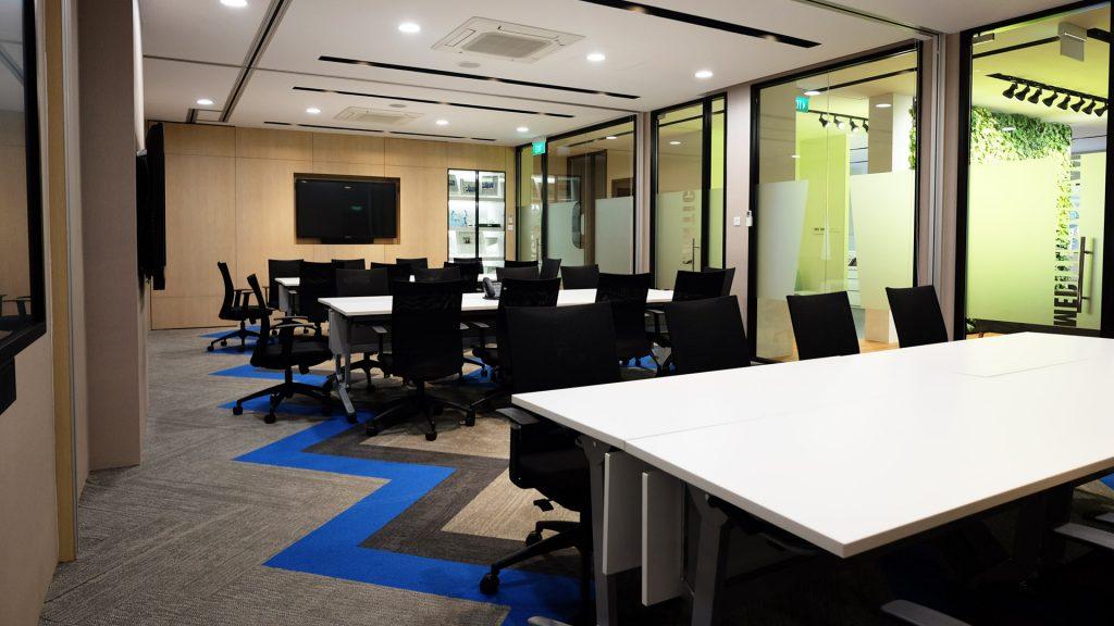 Office Interior Design at Sanli
