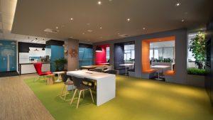 Office Interior Design at Vopak Singapore