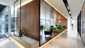 Waiting Area Design at Hsl Singapore