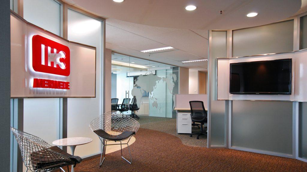 Workspace Design at Ihc Merwede
