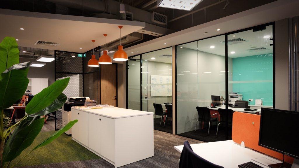 Worldvision Office Interior Design